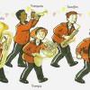 Concerto Banda Infantil e Xuvenil