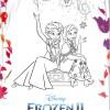 Frozen II colorea